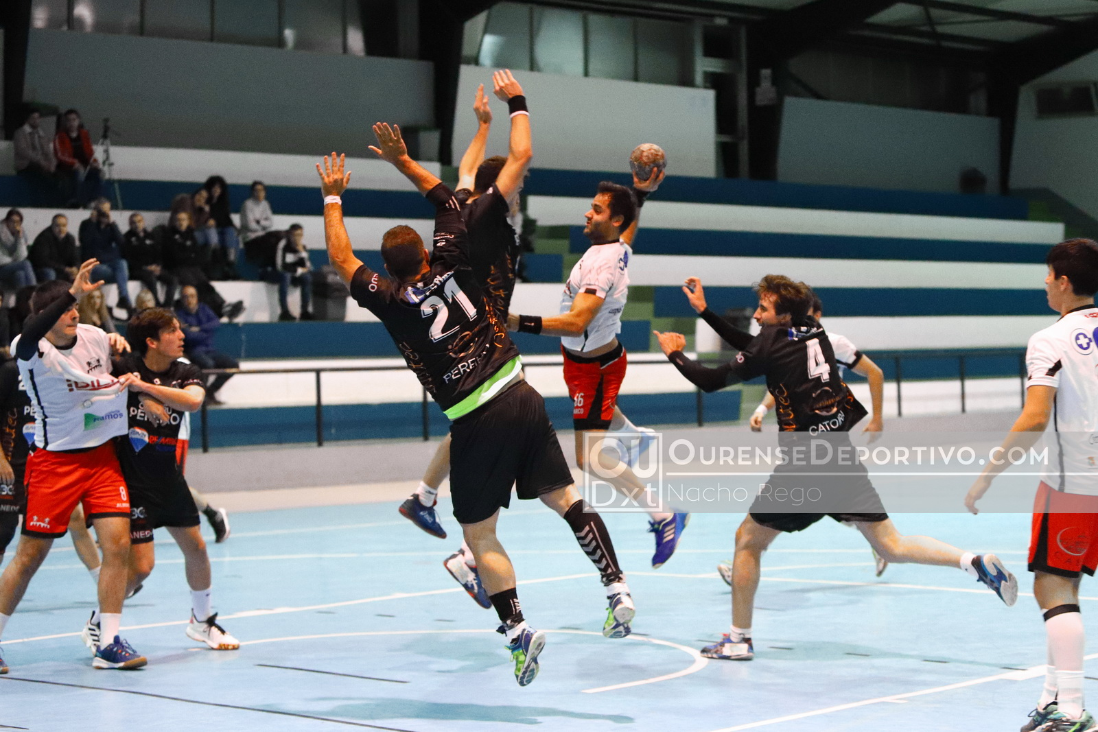 Campus Ourense Balonmano foto equipo
