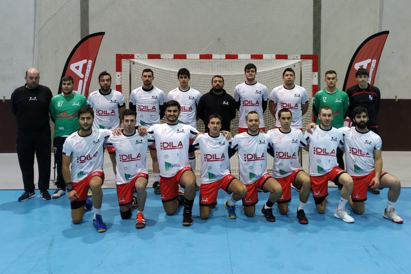 Campus Ourense Balonmano foto equipo