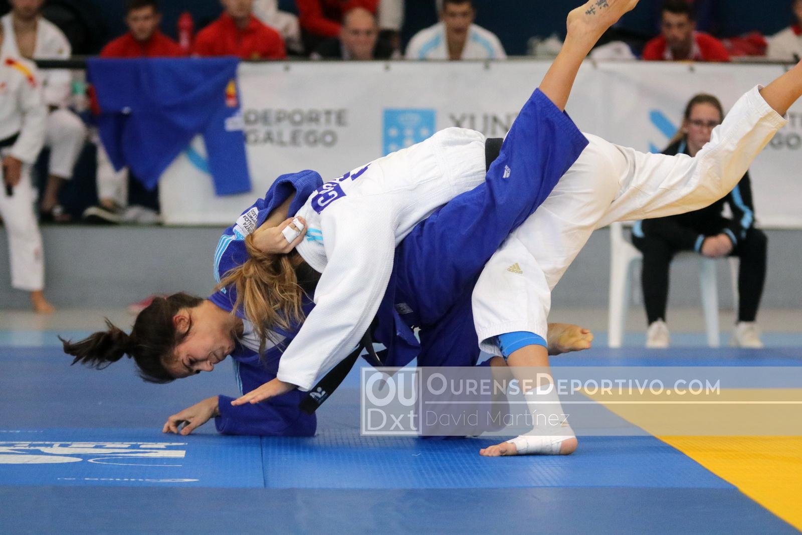 Liga de Judo Foto David Martinez