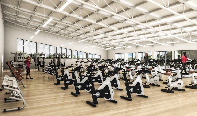 Nova Sala de Musculacion