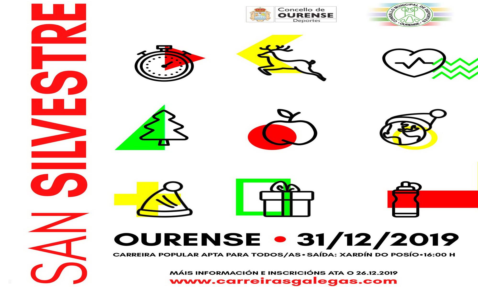 IV San Silvestre Ourensá 2019