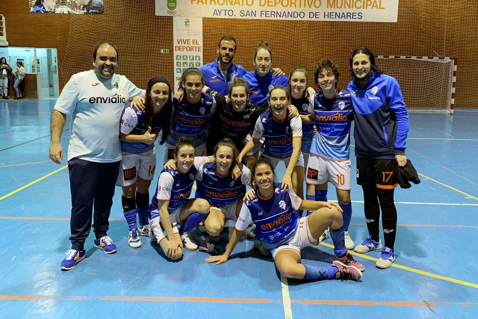 Ourense Envialia Copa