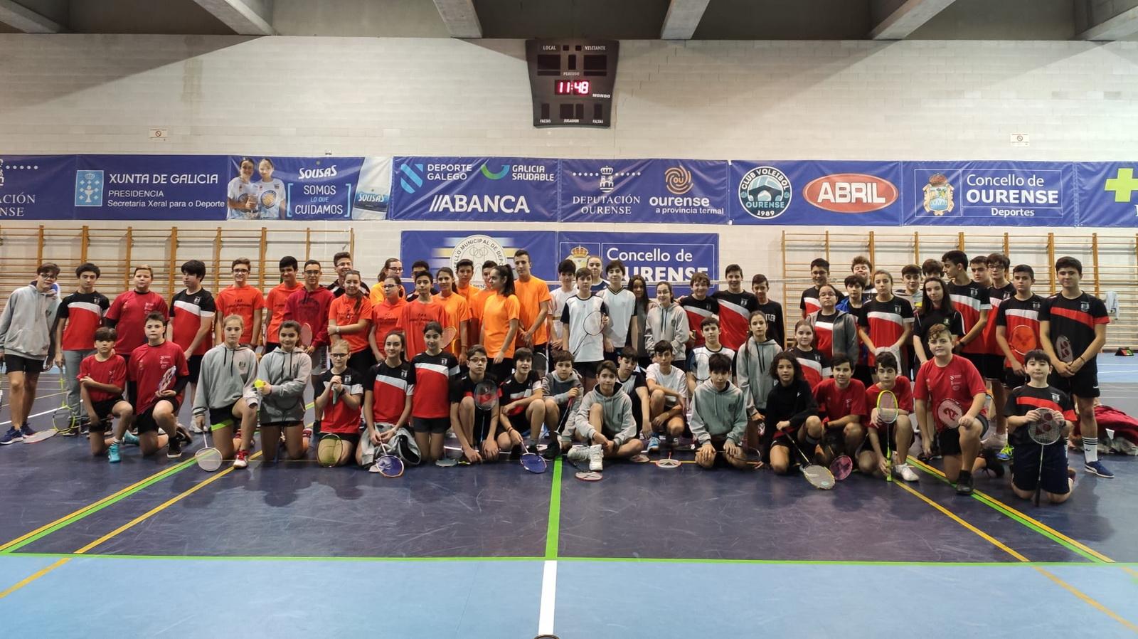 Torneo Nadal Badminton 2019