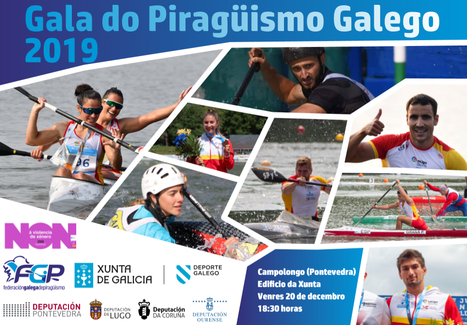 Gala Piragüismo Galego