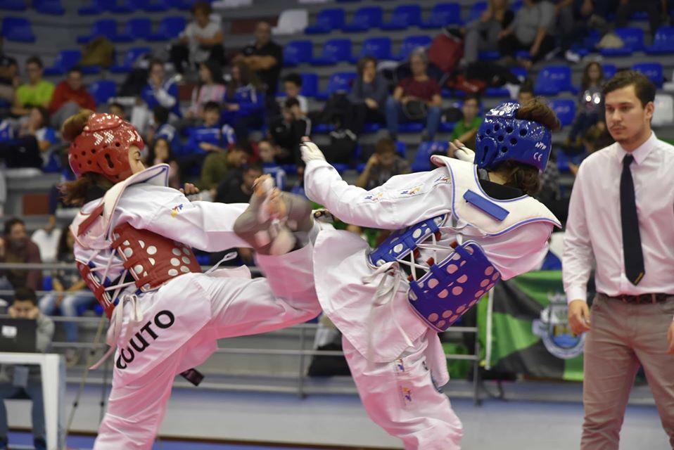 María González Couto Taekwondo