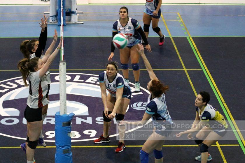 Aceites Abril Voleibol Foto David Martinez