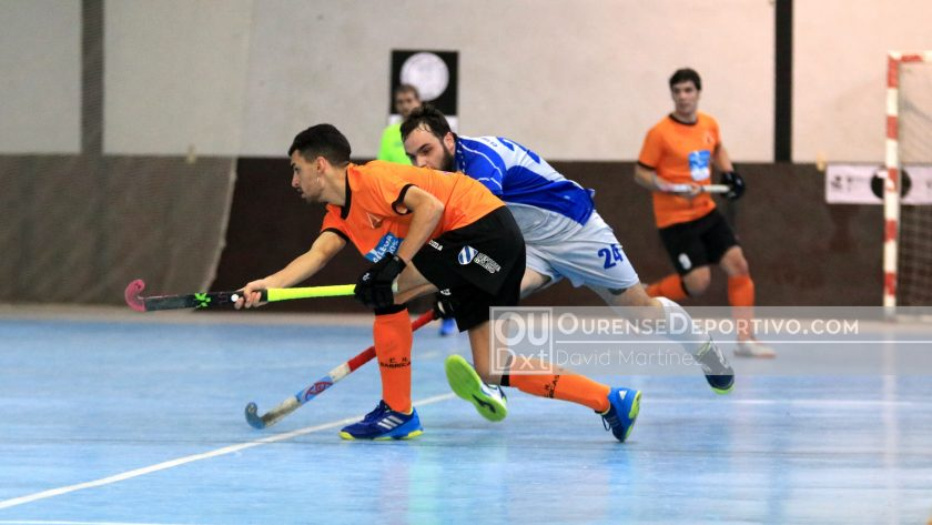 Albor Barrocas Hockey Sala Foto David Martinez