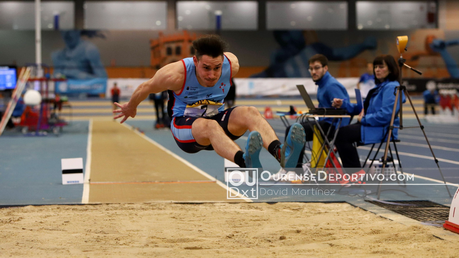 Atletismo Expourense Celta Foto David Martinez