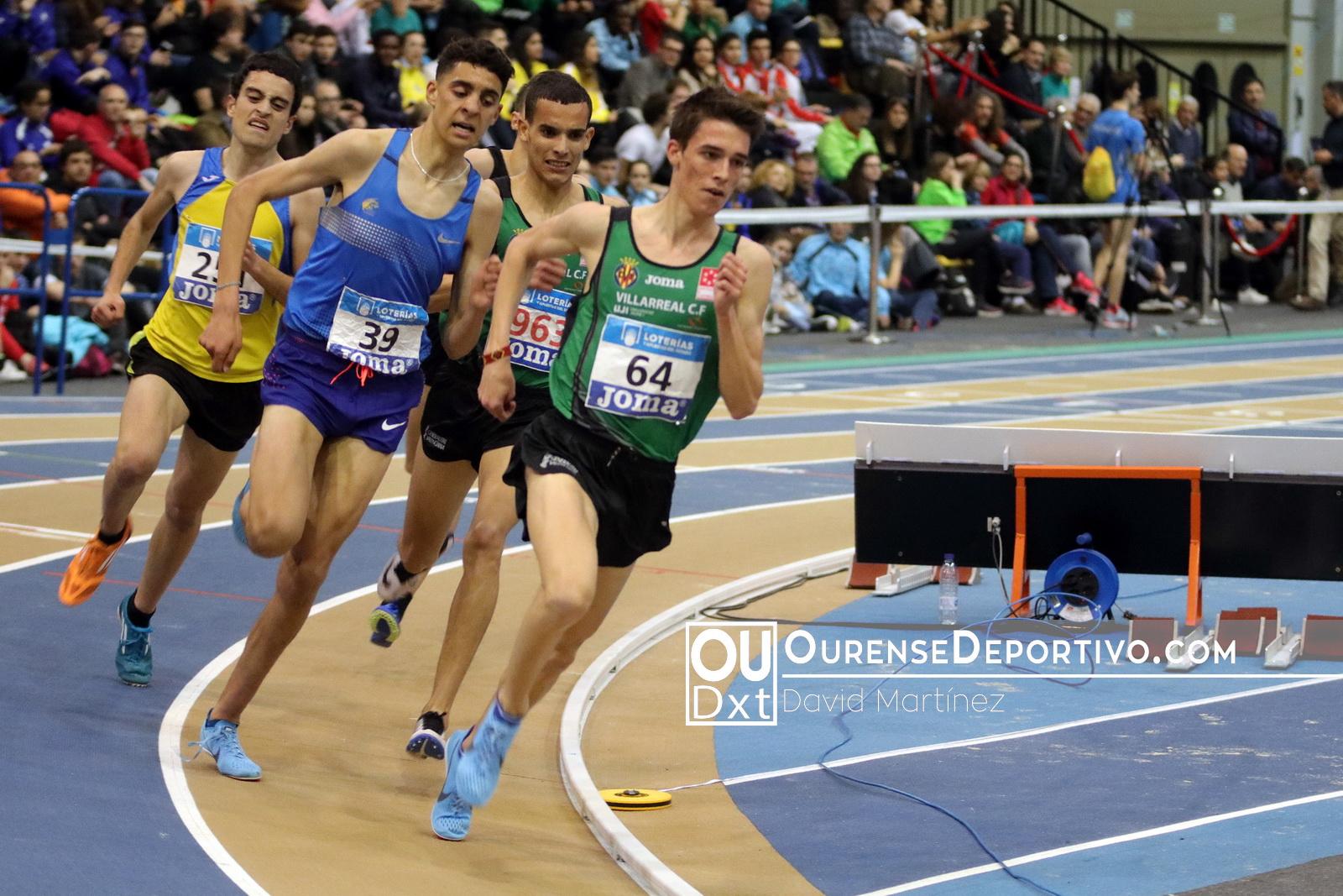 Atletismo Expourense Foto David Martinez