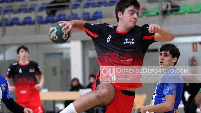 Campus Ourense Balonmano Foto David Martinez