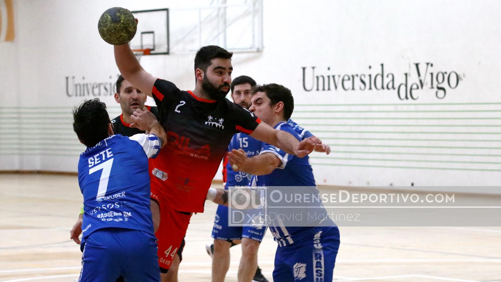 Campus Ourense Rasoeiro Foto David Martinez