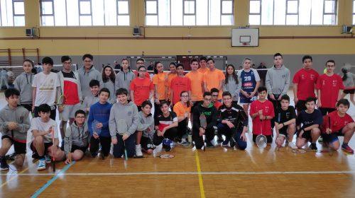 Copa Diputacion Badminton