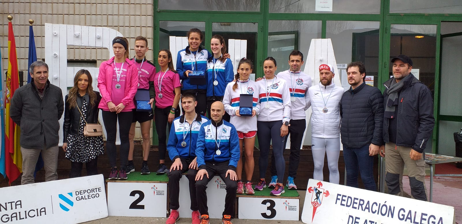 Gallego cross 2020 atletismo