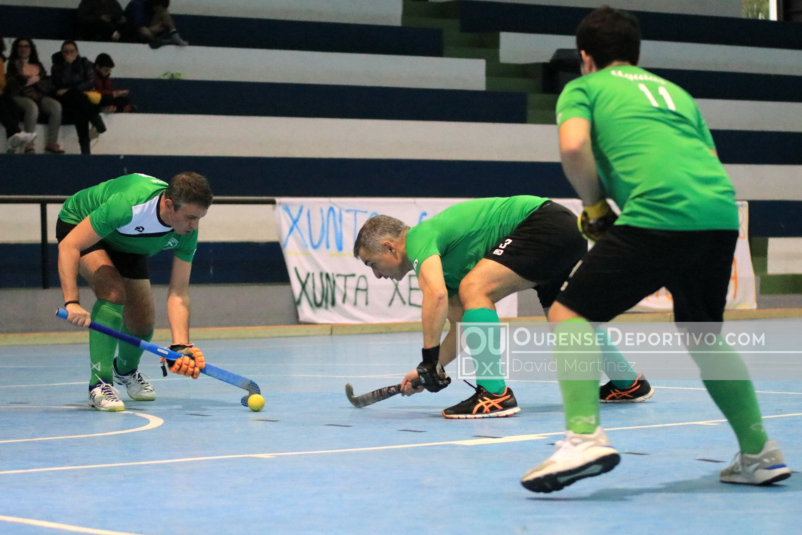 Hockey Sala Foto David Martinez