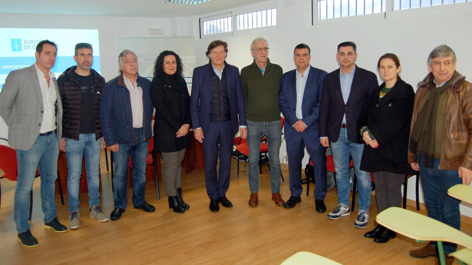 Lete Lasa Xunta de Galicia Federacions