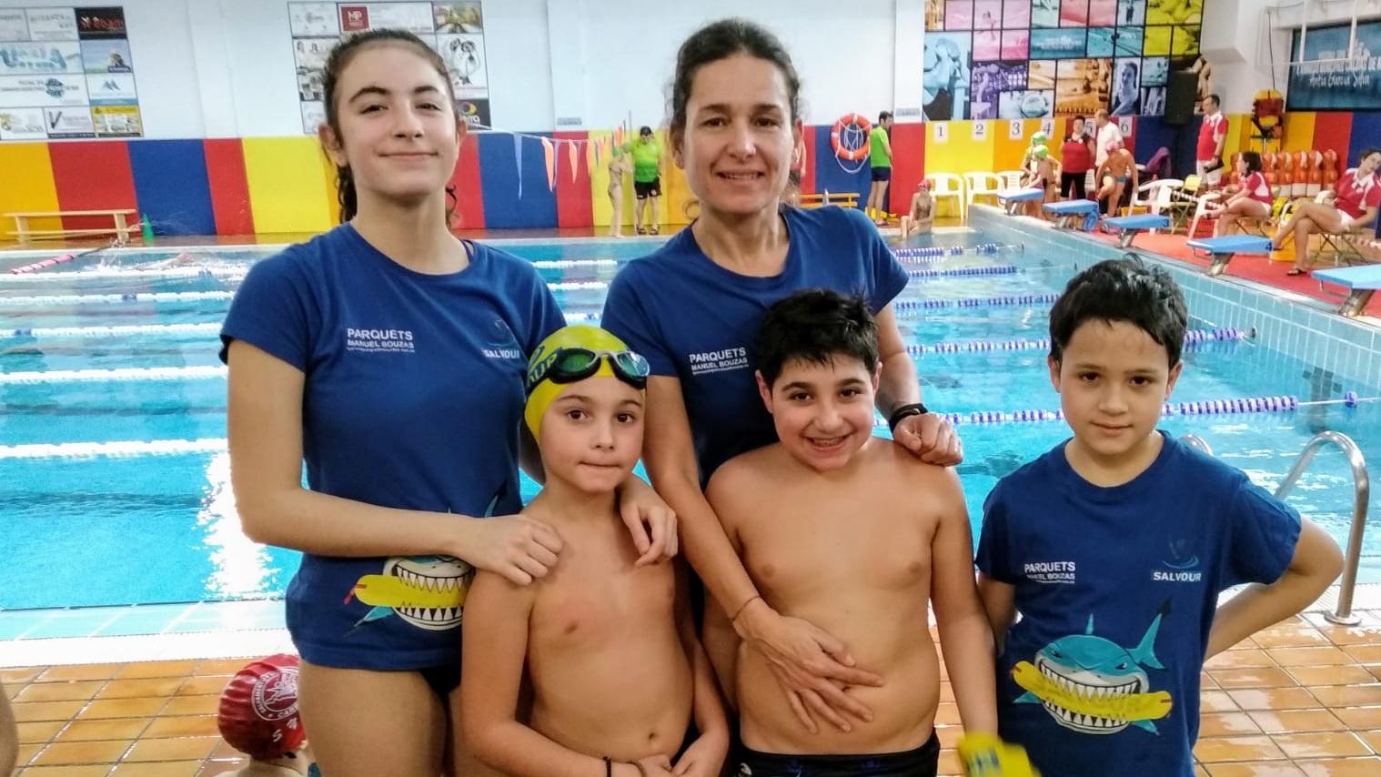 Marta Estevez Salvour Gallego menores
