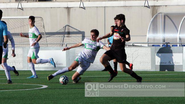 L.G. Juvenil: Pabellón CF se mantiene en la lucha por el ascenso