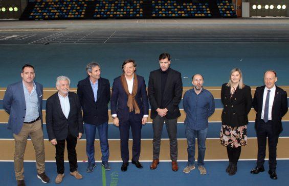 Recta final para el Campeonato de España Absoluto de atletismo (Expourense, 29.02/01.03)