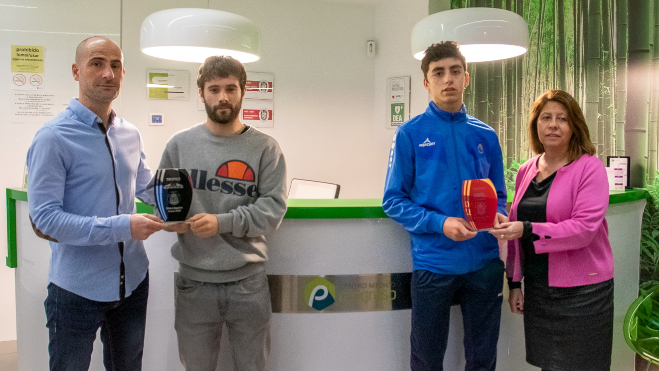 Trofeos-enero sala ourense
