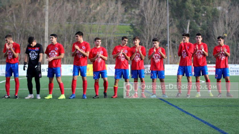 UD Ourense Juvenil Foto David Martinez