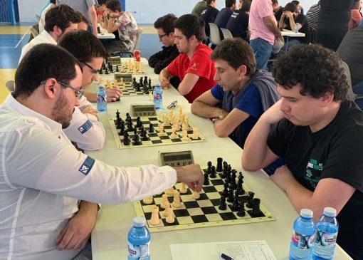 Xadrez Verín y Xadrez Ourense protagonizaron la 4ª jornada de la División de Honor