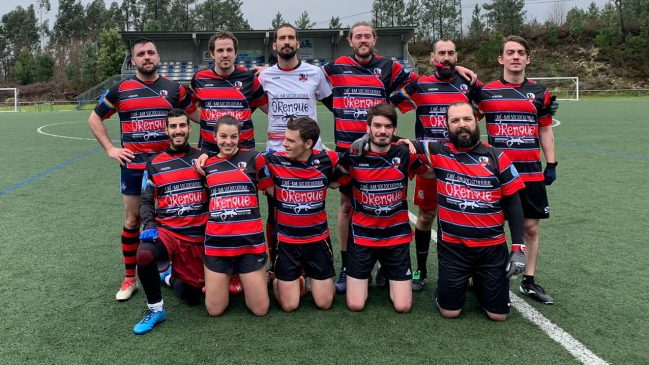 Crónica da xornada da Liga Gallaecia e da Liga Galega de Fútbol Gaélico