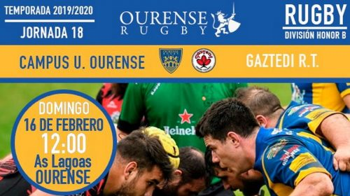 campus ourense rugby