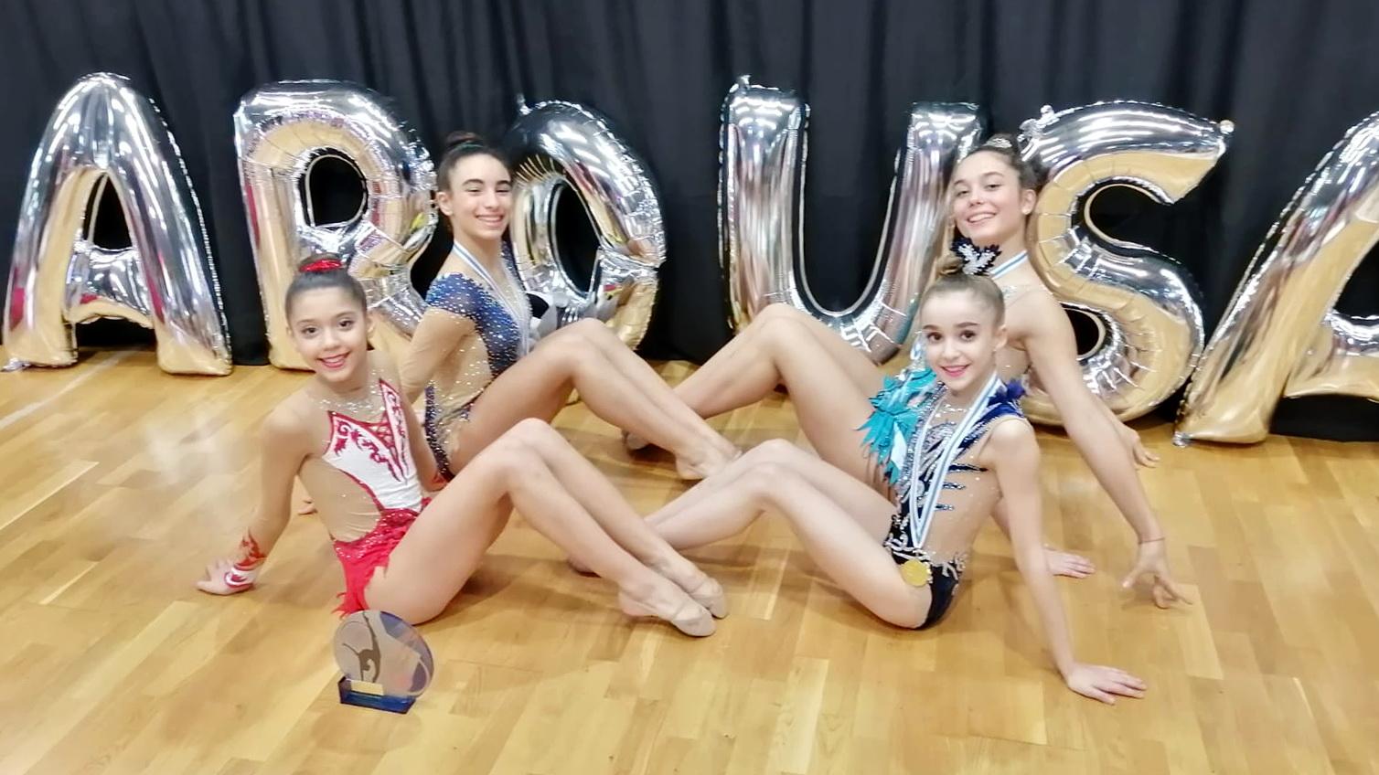 club marusia gimnasia ritmica