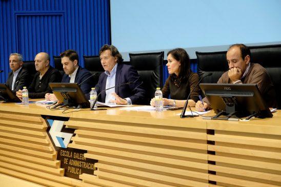 A Xunta propón o aprazamento ou a suspensión de toda a competición autonómica oficial