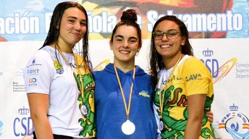 Eva Feijoo Salvour medalla de oro