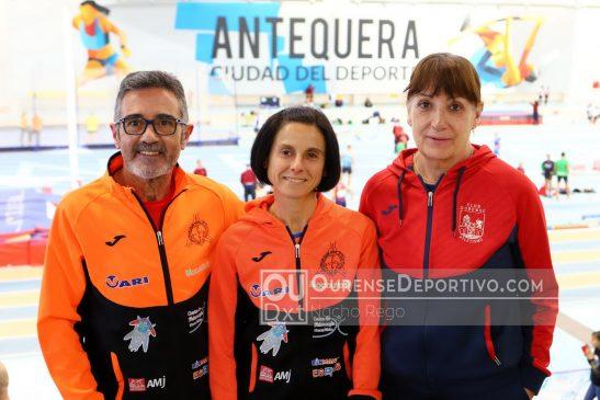 Campeonato de España Máster atletismo - Antequera 2020