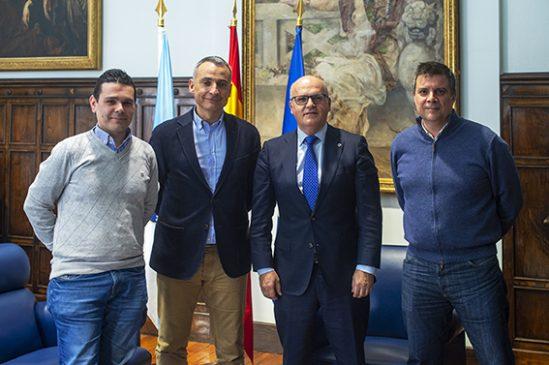 Ourense acollerá a sede do Centro de Tecnificación de Hóckey de Galicia
