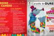 Programación Entroido de Ourense 2018 (Carnaval 2018)