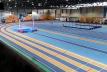Calendario de competiciones en la pista cubierta de Expourense