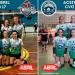 La cantera del Voleibol Ourense en el Torneo Internacional de Voleibol de Esmoriz